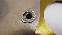 Неоригінальні з'єднання на заклепках не є термообробленими