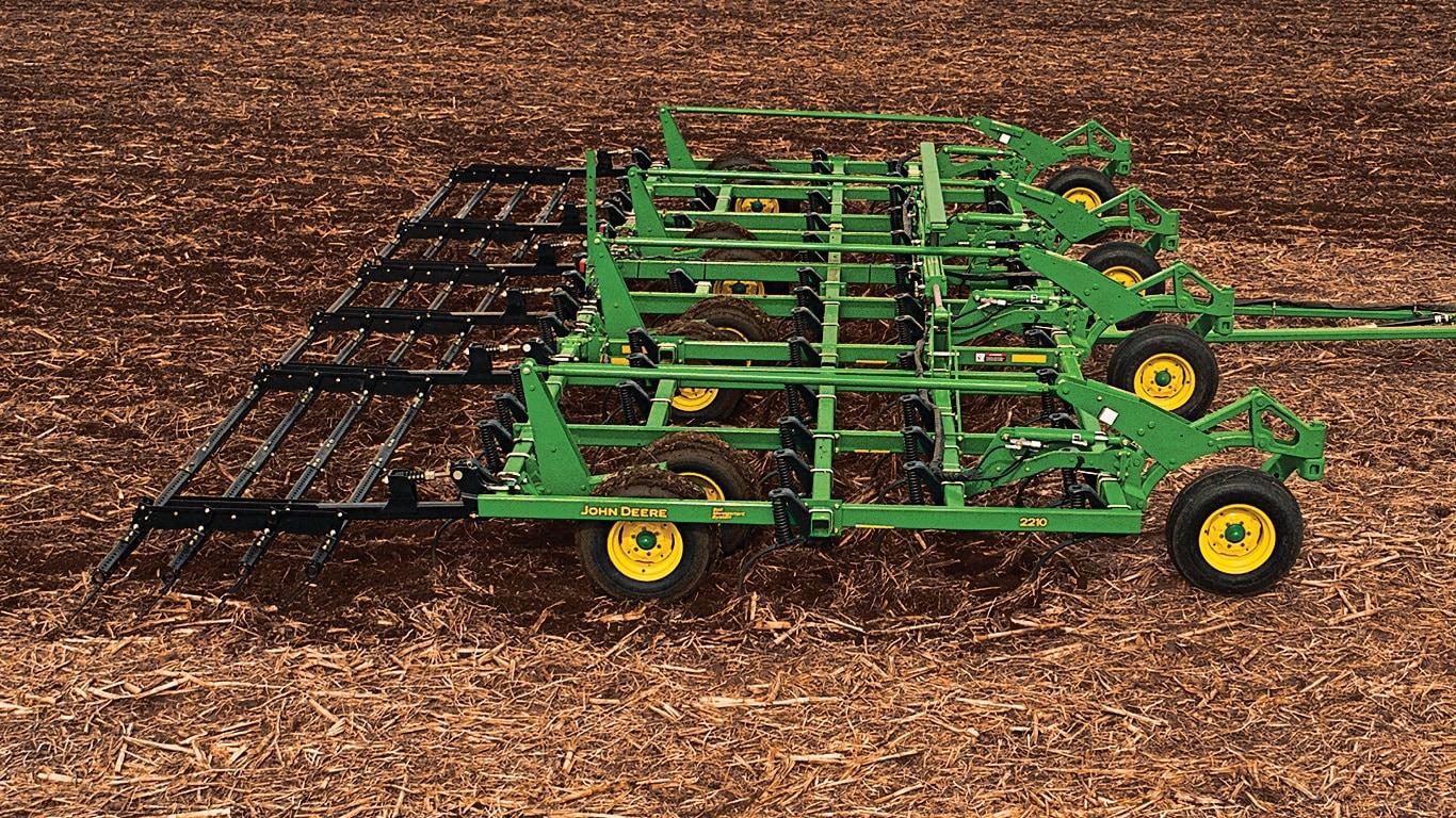 Вторинної обробки ґрунту