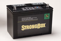 Аккумулятор StrongBox от John Deere